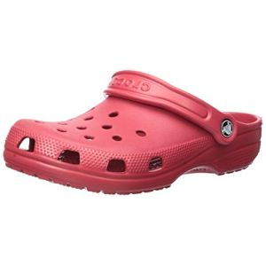 Crocs Classic Clog Kids, Sabot Unisexe Enfant, Poivre, 38/39 EU