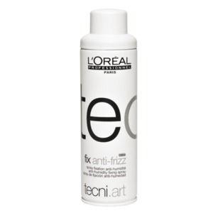 L'Oréal Fix Anti-frizz Compressed - Spray lissant et fixant
