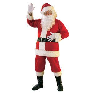 Déguisement Père Noël américain homme