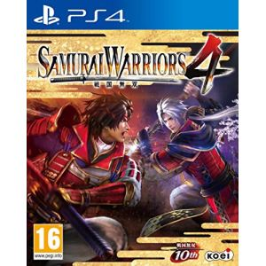 Samurai Warriors 4 avec Old Costume Pack 2 Pre-Order DLC sur PS4