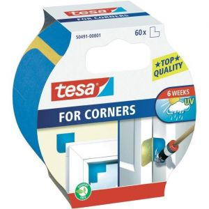 Tesa Papier à maroufler 50491 bleu 60 pc(s)