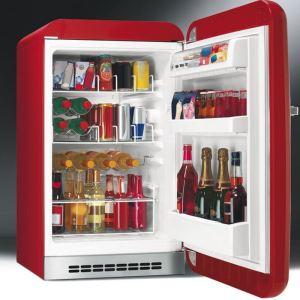 Smeg FAB10HR - Réfrigérateur 1 porte Happy Bar charnières à droite