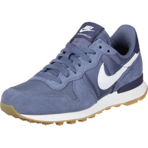 Nike Chaussure Internationalist pour Femme - Bleu - Taille 36 - Female