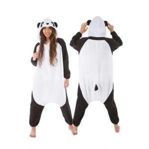 Panda Déguisement Kigurumi en peluche pour Adulte