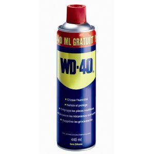 WD-40 Wd40 400 ml + 10 % gratuit vg aérosol 400 ml + 10 % gratuit