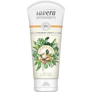 Lavera Lotion Corporelle Chatoyante Summer Vibes - 200 ml