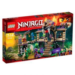 Lego 70749 - Ninjago : Le temple Anacondra