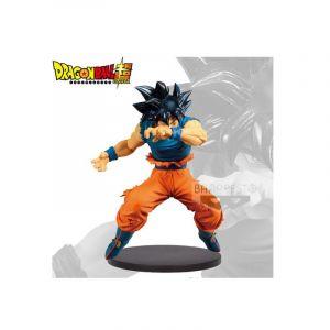 Banpresto Figurine Dbz - Son Goku Ultra Instinct Special Ii Blood Of Saiyans 16cm