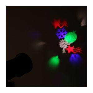 Blachère illumination Projecteur laser décor traditionnel Multicouleur 4 LED
