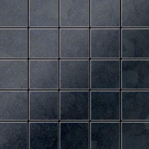 Alloy Mosaïque métal massif Carrelage Acier brut laminé gris Grosseur 1,6mm Century-RS 0,5 m2