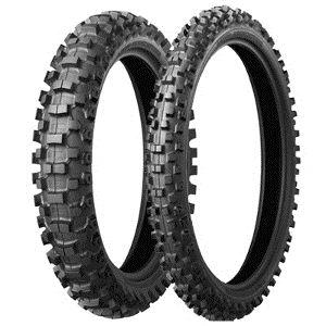 Bridgestone Pneu moto : 100/100-18 59M M204