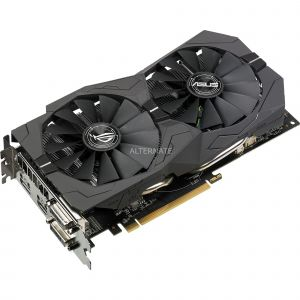 Asus ROG-STRIX-RX570-4G-GAMING - Carte graphique Radeon RX 570 4 Go