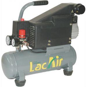 Lacme 461200 - Compresseur compact 7/6 cuve de 6 litres