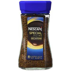 Nescafe Spécial Filtre Décaféiné soluble 100 g