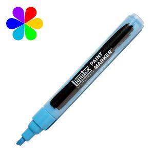 Liquitex Paint Markers pointe fine 570 - Bleu brillant