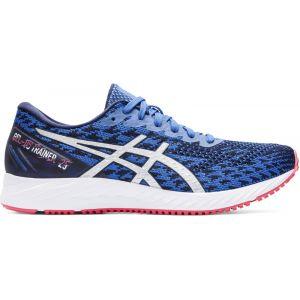 Asics Chaussures running femme gel ds trainer 25 femme bleu argent 40 1 2
