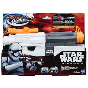 Hasbro Nerf Super Soaker Villain Trooper Blaster Star Wars