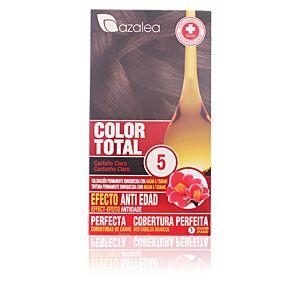 Azalea Color Total 5 Châtain clair - Coloration permanente effet anti-âge