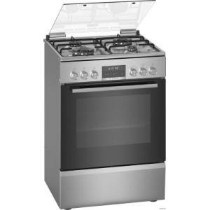 Bosch HXS79RJ50 - Cuisinière mixte 4 foyers gaz avec four électrique