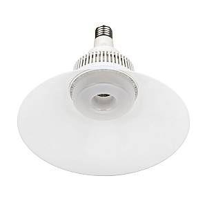 Silamp Ampoule LED Cloche E40 160W 220V 120 - couleur eclairage : Blanc Froid 6000K - 8000K