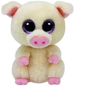 Ty Beanie Boo's : Piggley le cochon 15 cm