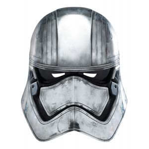 Masque carton plat Capitaine Phasma Star Wars VII The Force Awakens
