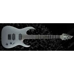 Jackson Guitars Misha Mansoor Juggernaut Pro HT6 - Satin gun metal grey