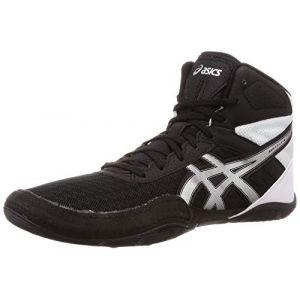 Asics Matflex 6 Noir Lutte - Chaussures de Lutte - Noir - Taille 43.5