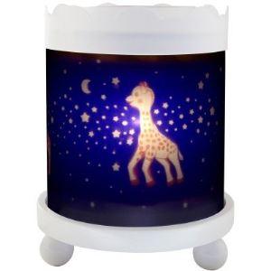 Trousselier Manège lanterne Sophie la Girafe Voie lactée