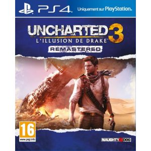 Uncharted : L'illusion de Drake sur PS4