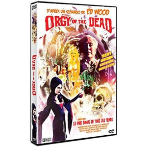 Orgy of the Dead [DVD]