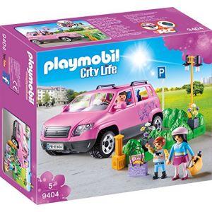 Playmobil 9404 - Voiture familiale