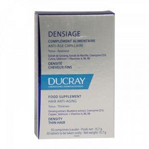 Ducray Densiage - Complément alimentaire anti-âge capillaire