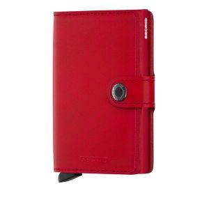 Secrid RFID Cardprotector Miniwallet original red