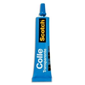 Scotch 24 Tubes de colle liquide sans solvant 30ml