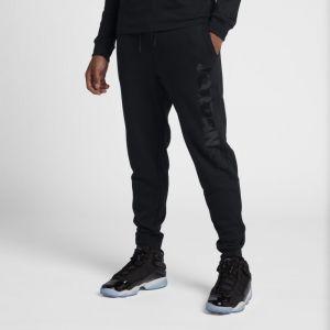 Nike Pantalon en tissu Fleece Jordan Sportswear Legacy AJ 11 pour Homme Noir - Taille S