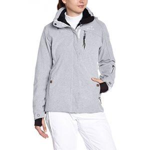 Eider Red Squared - Veste de ski femme