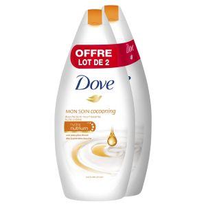 Dove Gel douche huile creme 400 ml