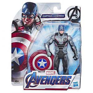 Hasbro Figurine 15 cm - Avengers Endgame - Captain America