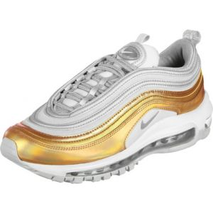 Nike Air Max 97 Se chaussures gris or T. 37,5