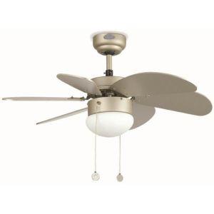 Faro Plafonnier-ventilateur Palao 6 pales (82 cm)