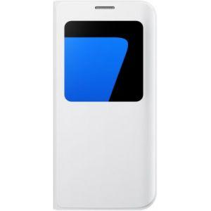 Samsung S View Cover - Etui pour Galaxy S7 Edge