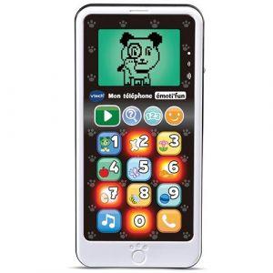 Vtech Mon téléphone émotifun noir et blanc
