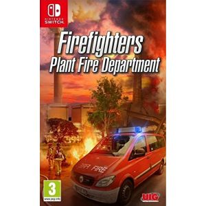 Firefighters 2017 Plant Fire Department sur Switch
