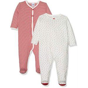 806c486253a9d Pyjama bébé blanc - Comparer 1032 offres
