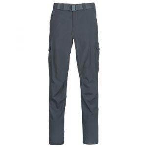 Columbia Homme Pantalon Cargo, Silver Ridge II Cargo Pant, Nylon, Noir (Shark), Taille US : W36/L32 - EU : W46/L32, 1794901