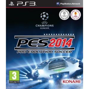PES 2014 : Pro Evolution Soccer [PS3]