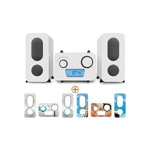 Bigben Interactive Micro chaîne radio/CD/MP3 Robot & Pirate
