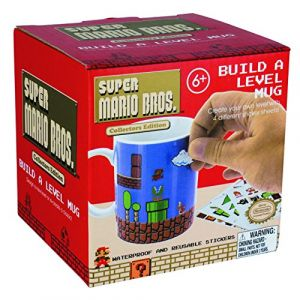 Mug Build-A-Level Super Mario Bros