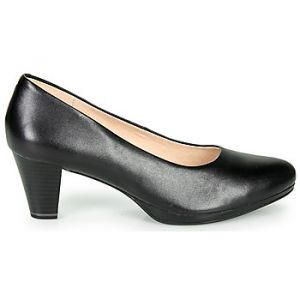 Caprice Chaussures escarpins BOUCLETTE - Couleur 36,37,38,39,40 - Taille Noir